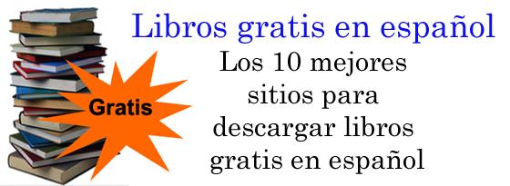 Libros gratis en español